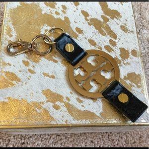 TORY BURCH, Authentic, key fob, keychain